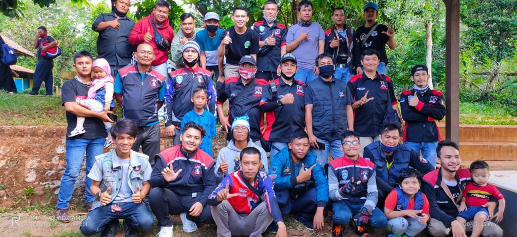YAMAHA LEXI COMMUNITY JAKARTA GELAR KOPDAR BULANAN KE-5 BY ANDY QITING