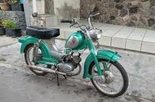 Barudak Roundtank komunitas motor matik lansiran tahun 50an