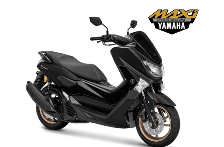 Yamaha NMAX 155 Connected ABS
