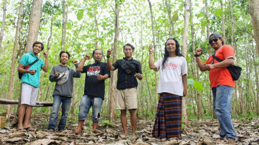 Respect Sumpah Pemuda Bikers Kutoarjo Jawa Tengah