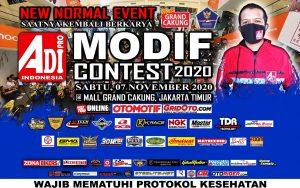 Adi Pro Modif Contest 2020