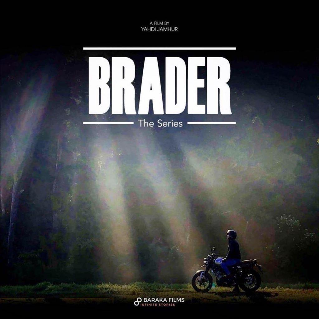 WEB SERIES FILM BRADER SUPPORT BY MMC OUTSIDERS INDONESIA SHOOT AWAL, PANTAI PELABUHAN RATU BY Isfandiari MD