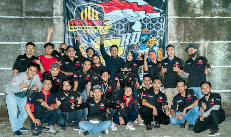Suzuki GSX Community Nusantara Chapter Bekasi 3rd Anniversary