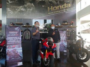 Honda CBR1000RR-R Fireblade MPM Honda Jatim