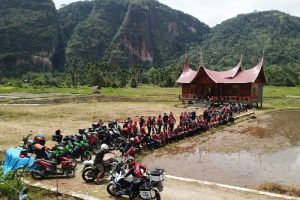 Kumpul Ontahood Moto Adventure Bukittinggi 2020
