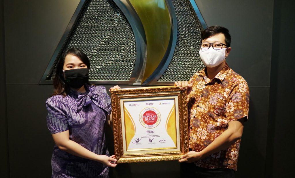 Tekiro Tools Raih Penghargaan IDPBA untuk Keempat Kalinya by Denny Koi