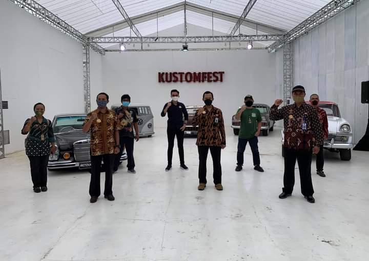 KUSTOMFEST 2020 JOGJAKARTA