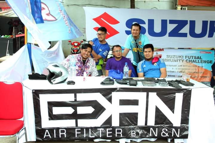 Edan Filter Kreasi Bikers Indonesia