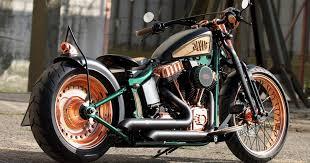 Kisah Historical Desain Motor Bobber Choppers
