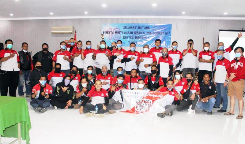 KOSTER Indonesia Syukuran Ultah ke-16 by Denny Koi