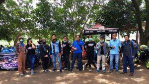 Suzuki GSX Owner Indonesia plat AG Kopdargab