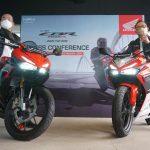 Honda All New CBR150R Launch