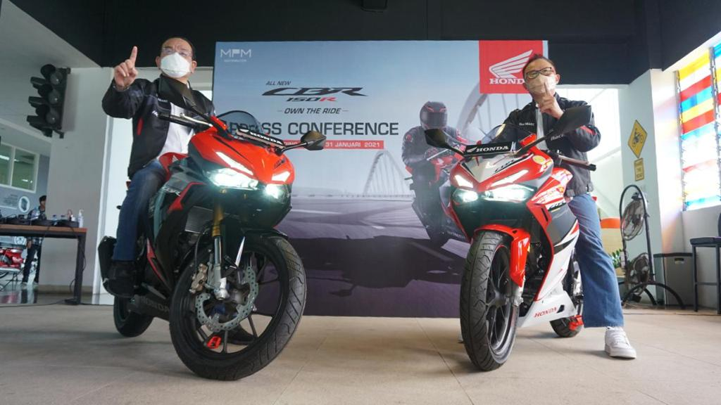 Honda All New CBR150R Launch