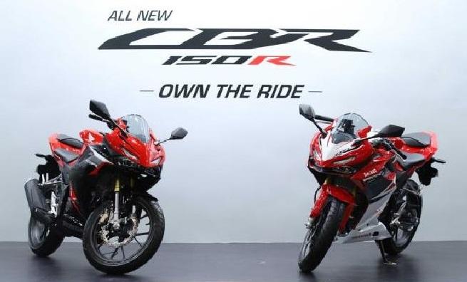 All New Honda CBR150R Sapa Warga Jawa Barat
