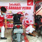 MPM Honda Jatim AHASS Sahabat Petani