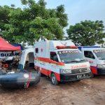 Suzuki Club Reaksi Cepat Evakuasi Korban Banjir Kabupaten Bekasi