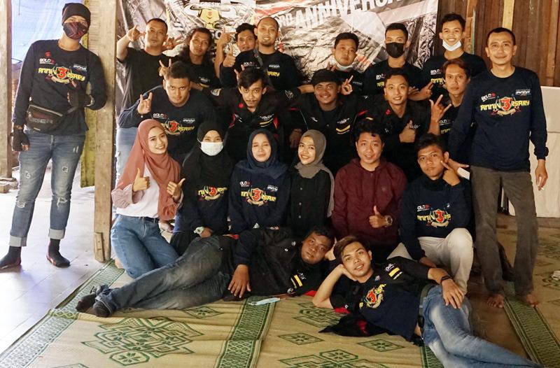 Suzuki GSX Owner Indonesia Gresik Chapter