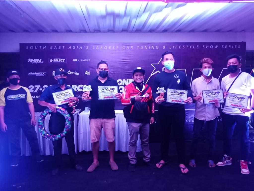 Adi Pro Sukses Gelar Modifikasi Kontes di Palembang
