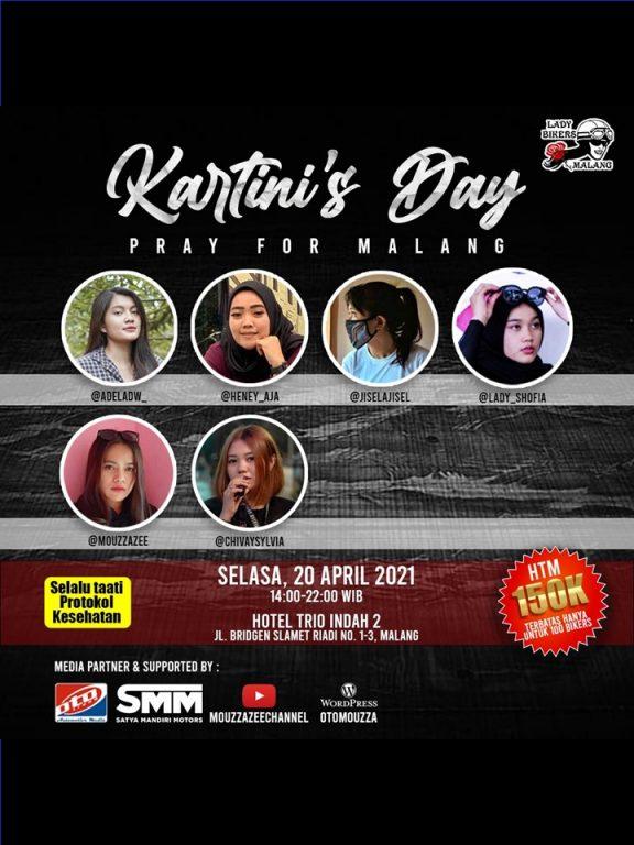 PrayForMalang Berdonasi & Bukber 20 Apr 2021