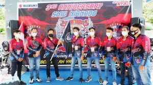Suzuki Motorcycle Club Manado