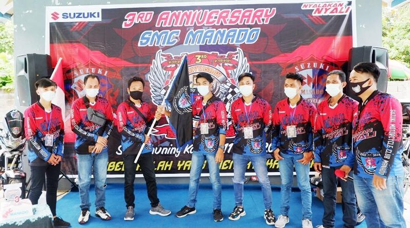 Suzuki Motorcycle Club Manado