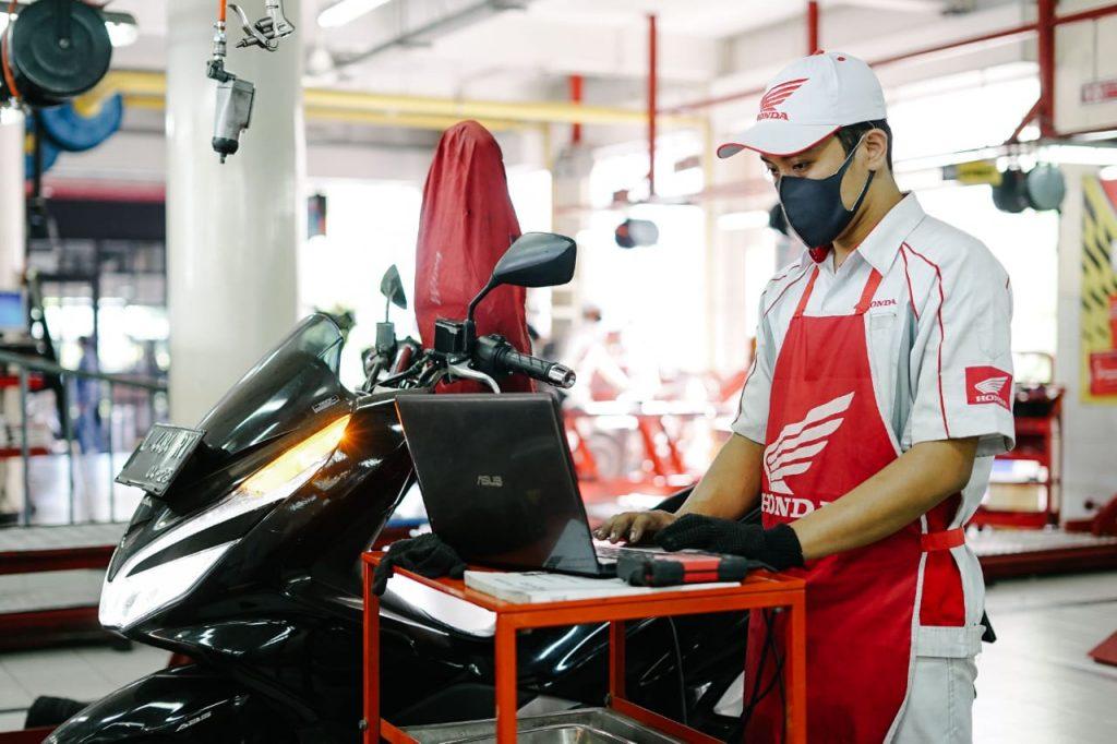 MPM Honda Jatim dan NTT Ayo Berbisnis AHASS