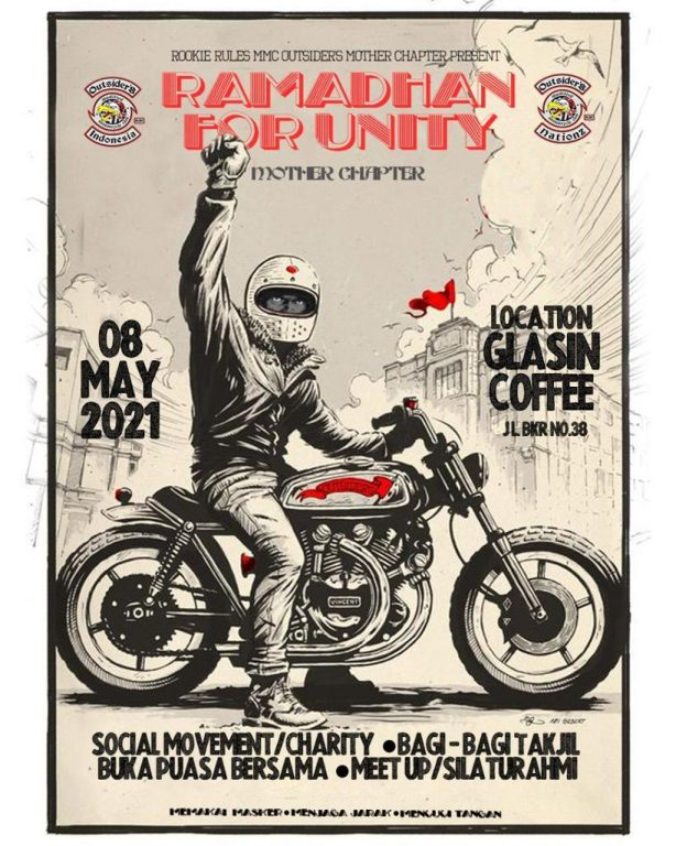 RAMADHAN FOR UNITY MMCOUTSIDERS INDONESIA MOTHER CHAPTER