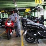 MPM Honda Jatim Gudang Unit