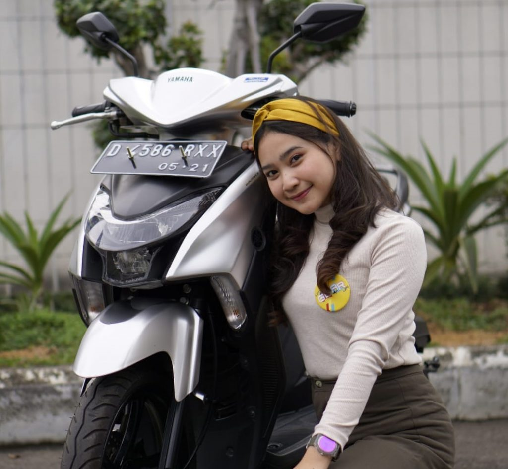 Potongan Gratis 6 Bulan untuk Yamaha GEAR 125