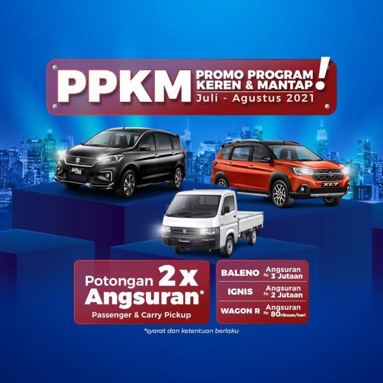 Suzuki Finance PPKM