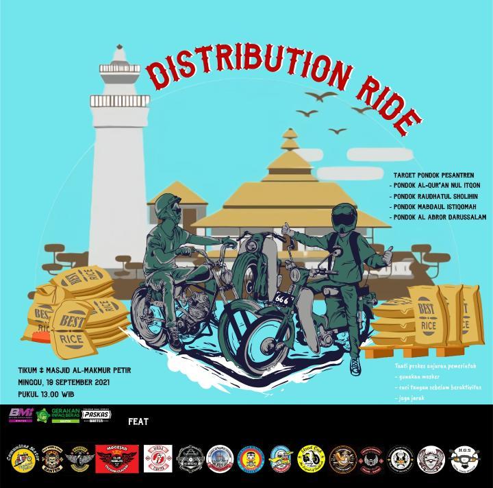 Distribution Ride